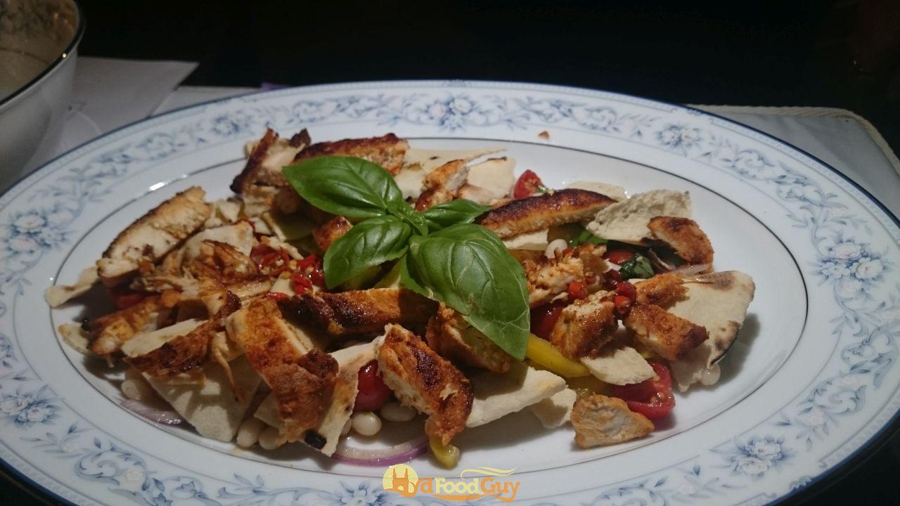 Scabetty - Smoked Paprika Chicken Salad
