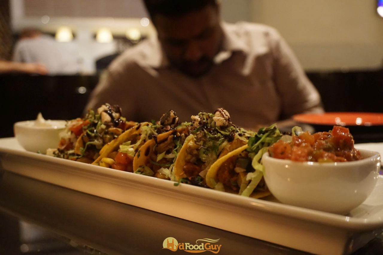 Mix - Tacos de Pollo