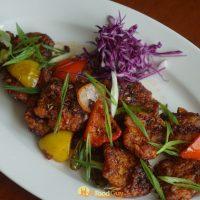 Oakleaf - Wok Tossed Chilli Fish