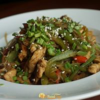 Oakleaf - Asian Chicken Salad