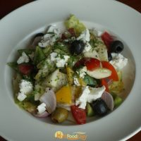 Oakleaf - Greek Salad
