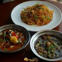 Oakleaf - Noodles with Oriental Gravies