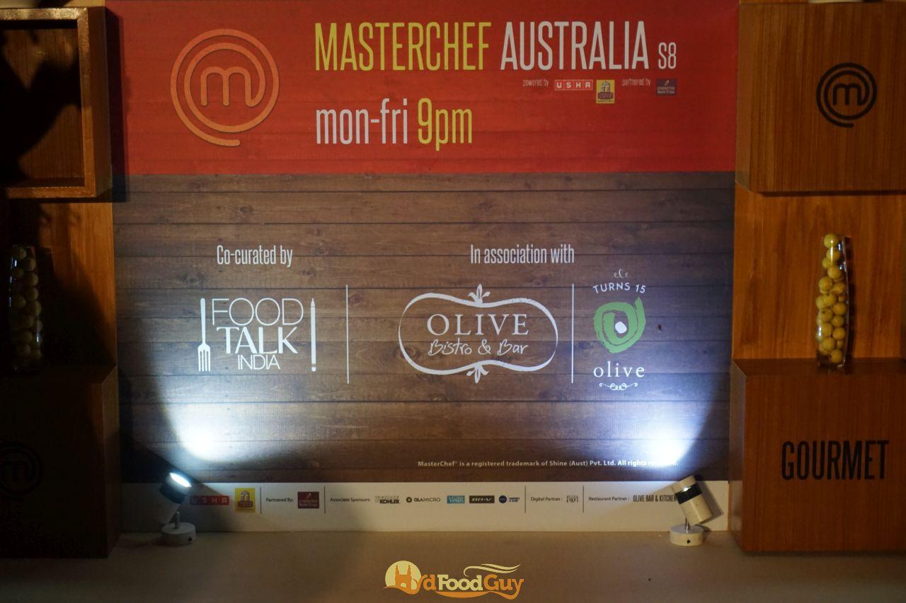 Olive Bistro - Master Chef Gala Event