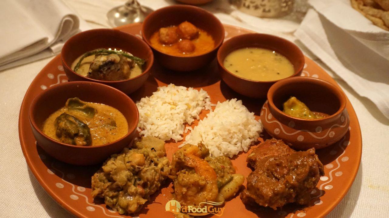 Aish - Odia Thali