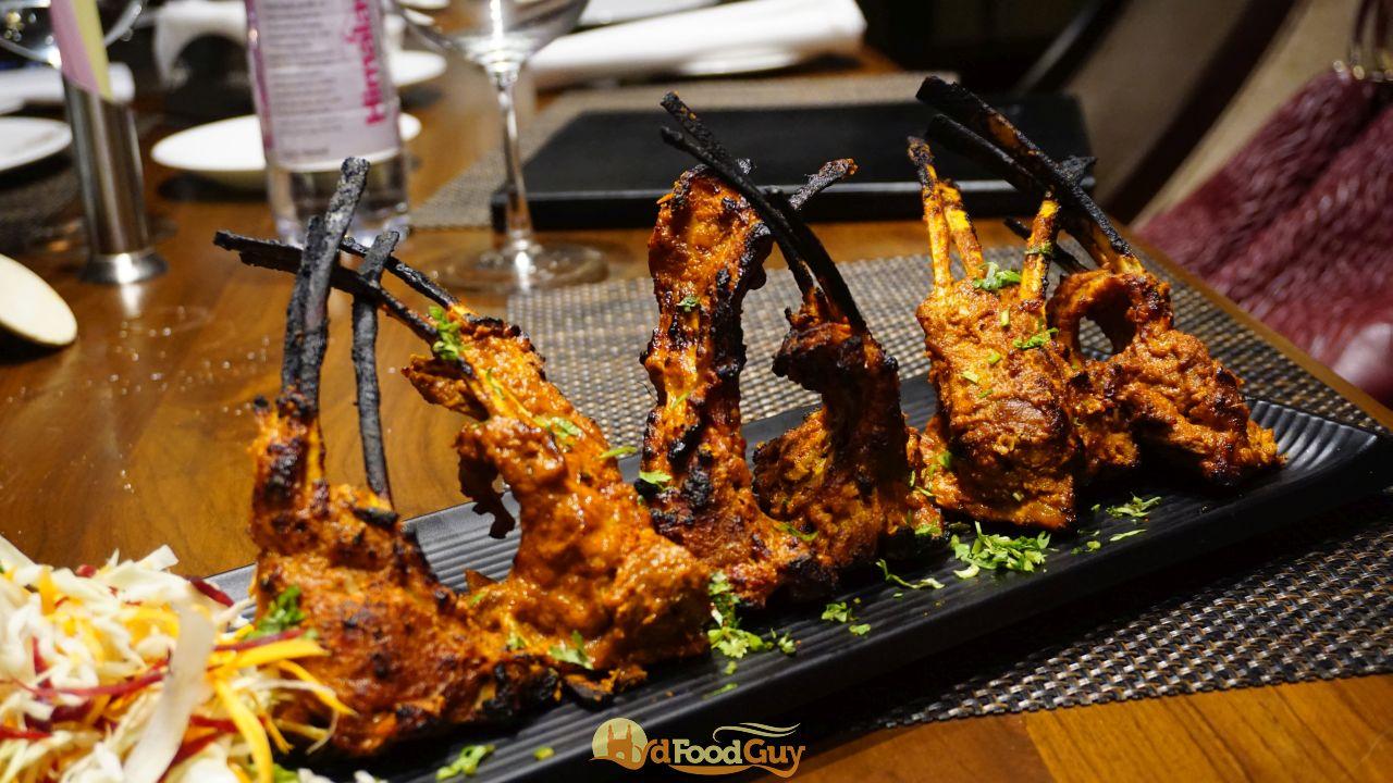 Punjab Grill - Chaamp Tajdar