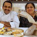 Chef Mandar and Begum Abida Rasheed - Moplah Food Festival