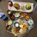 Gujarati Thali at Novotel Ahmedabad