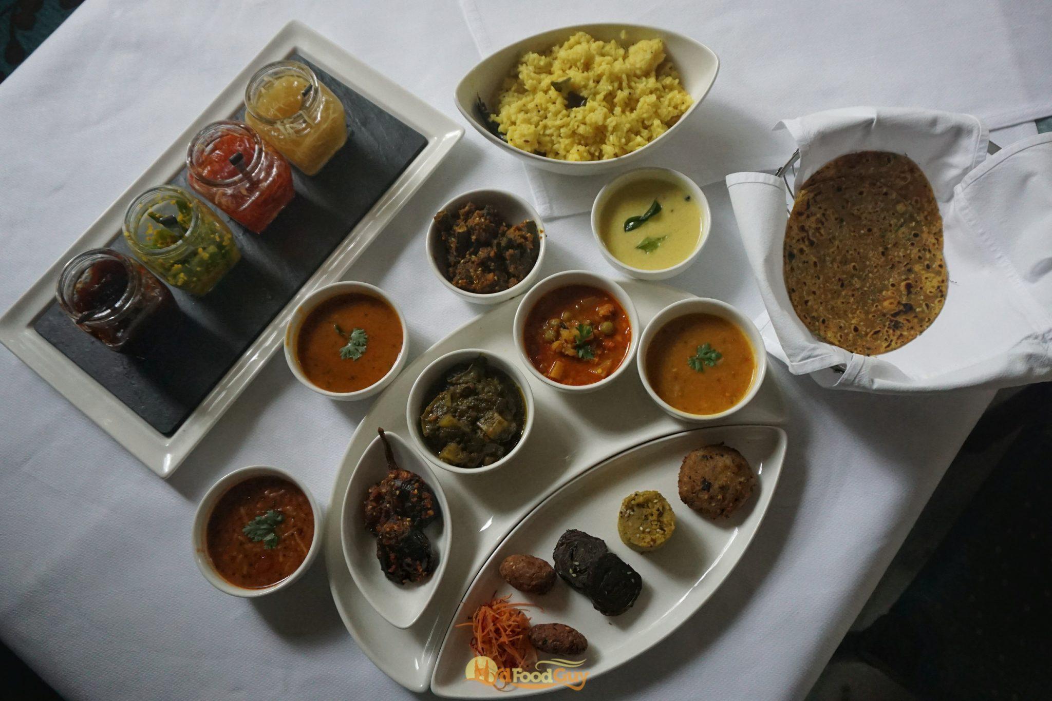 Gujarati Food Festival at Taj Krishna