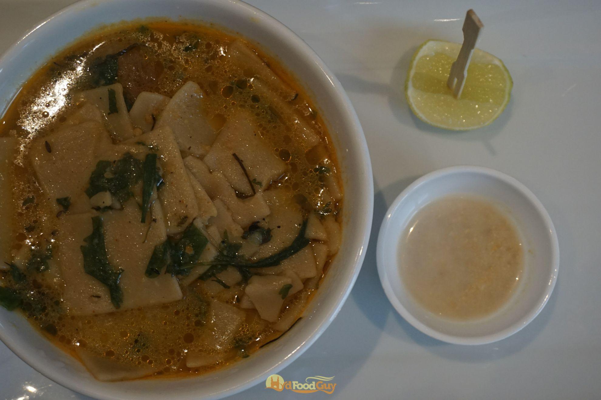 Food of Ladakh in Hyderabad