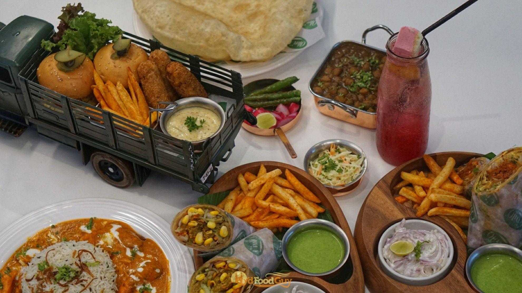 Ohri's EatMore, Banjara Hills