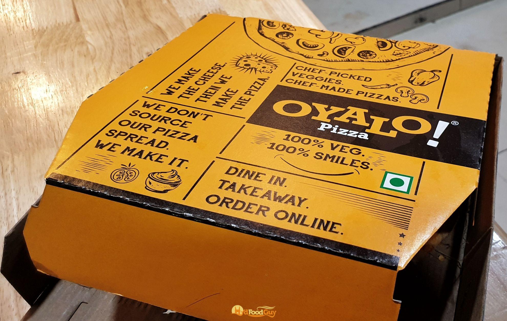 Oyalo Pizza Hyderabad